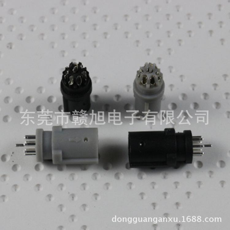 厂家供应 宝马头8P公母 连接器插头 宝马插头 8P公母 优惠