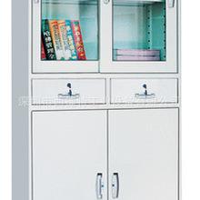 【供应文件柜】-钢制推拉式文件柜-玻璃门窗式文件柜