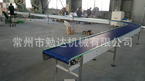 常州输送机 塑料网带输送机 塑料链板输送机 带式输送机