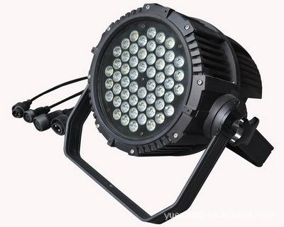 供应3W54颗led防水帕灯 铸铝帕灯 led帕灯 舞台灯 (厂家直销)