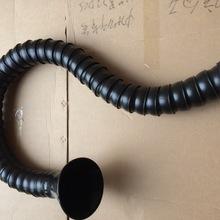 焊锡排风管 焊锡烟尘吸烟管 流水线耐用吸烟管焊锡耐耐用竹