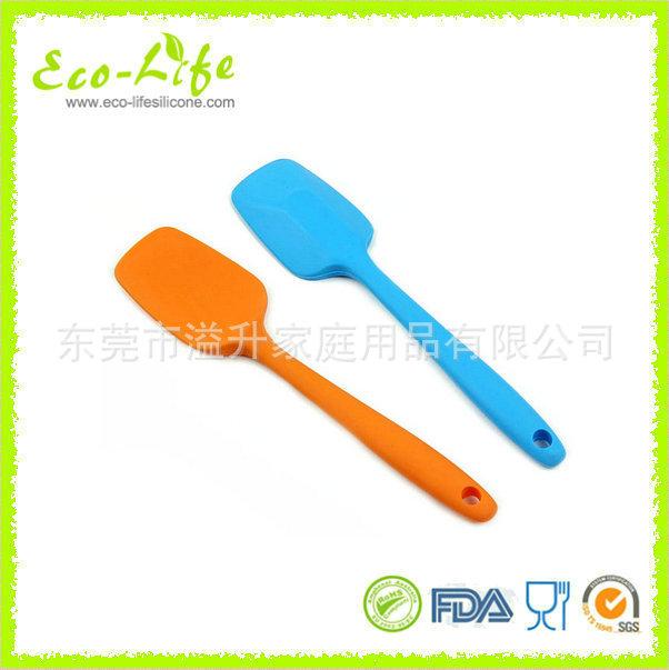 专业生产硅胶铲 硅胶烘焙蛋糕工具套装 大小号