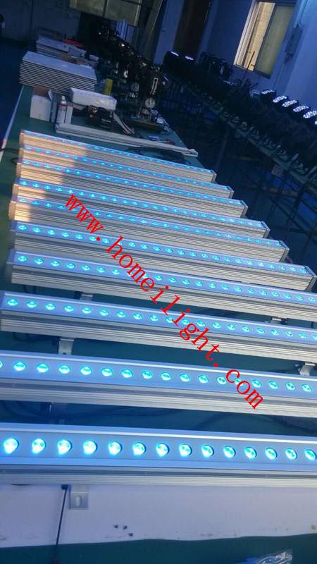 洗墙灯 LED大功率洗墙灯 18颗3W洗墙灯 矩阵灯 帕灯 蜘蛛灯