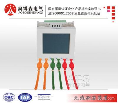 EJW2000开关柜在线测温装置 无源无线测温装置 奥博森品牌