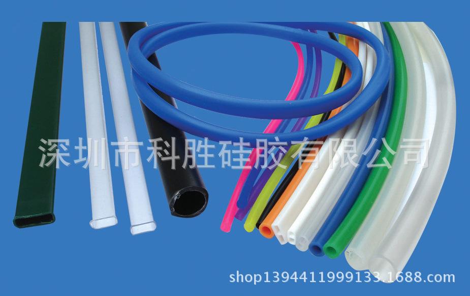 厂家直销耐高温硅胶管、电晕处理机硅胶管