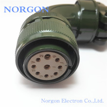 供应电连接器 航空插头MS3108B 20-16航空插头