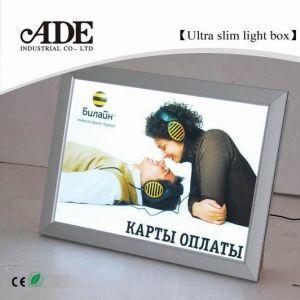 供应Single side snap open slim light box