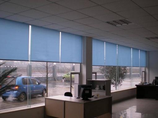 广州天河区窗帘定做,天河区卷帘窗帘办公室窗帘维修安装