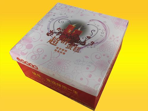 烟台蛋糕盒  烟台包装盒设计  烟台包装盒印刷