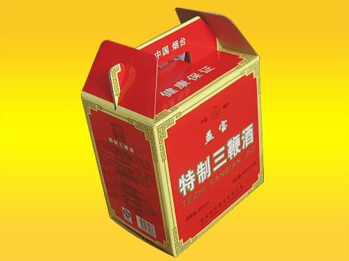烟台红酒包装盒    烟台包装盒印刷   烟台包装盒设计