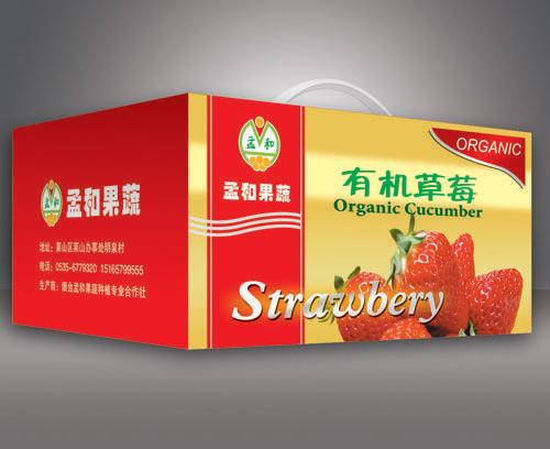 烟台水果礼盒   水果礼盒设计  烟台水果礼盒