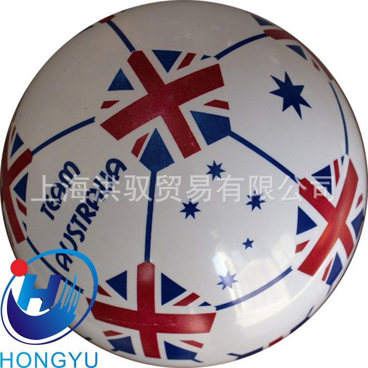 上海洪驭贸易单双色印刷充气球另有健身蹦蹦球跳跳马厂家直