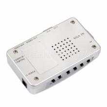 厂家直销 高清视频转换器 VGA转AV转换器 电脑转电视 高清转换器