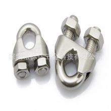 铸造国标绳卡头 钢丝绳夹头 铸造紧线器收紧器 定制非标五