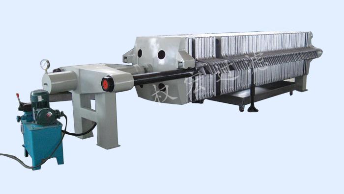 铸铁压滤机