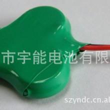 供应不同组合的NI-MH3.6V 80mAh扣充电池 镍氢镍镉环保充电