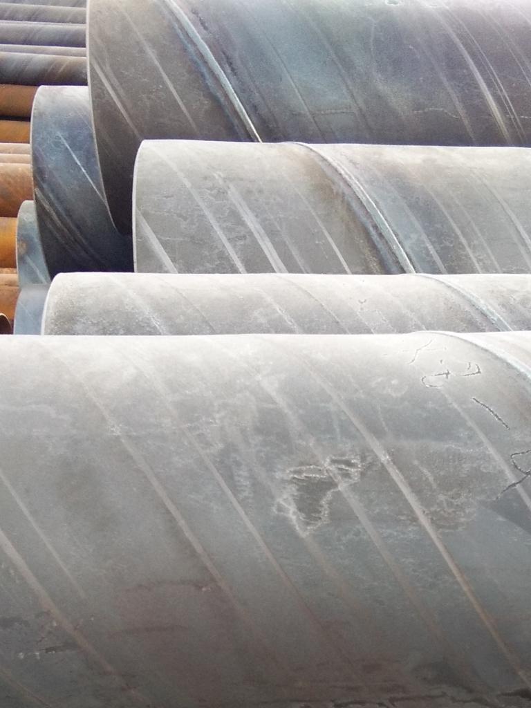 钢板卷管和螺旋焊管的区别与优点