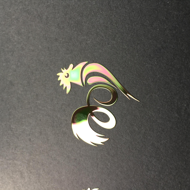 永顺工艺品供应2017年新款生肖电铸镍标牌镍装饰件镍片
