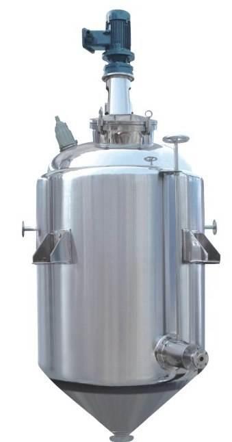 亿德利供应不锈钢醇沉罐(沉淀罐/水沉罐)