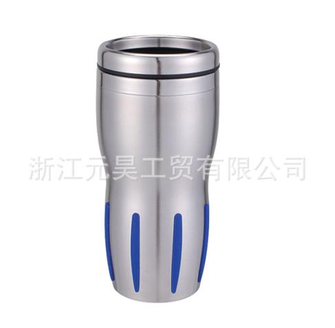 【厂家直销】 批发精品不锈钢汽车杯 高贵 美观 耐用