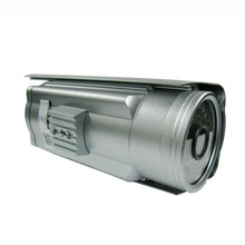 第四代室外无线枪机网络摄像机 wifi监控设备 网络高清微型