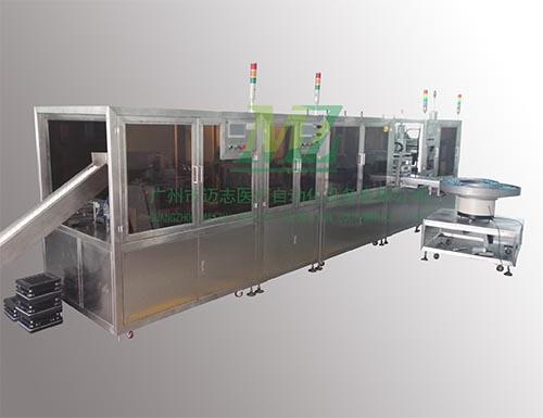 广州迈志真空采血管自动化生产设备/采血管生产流水线