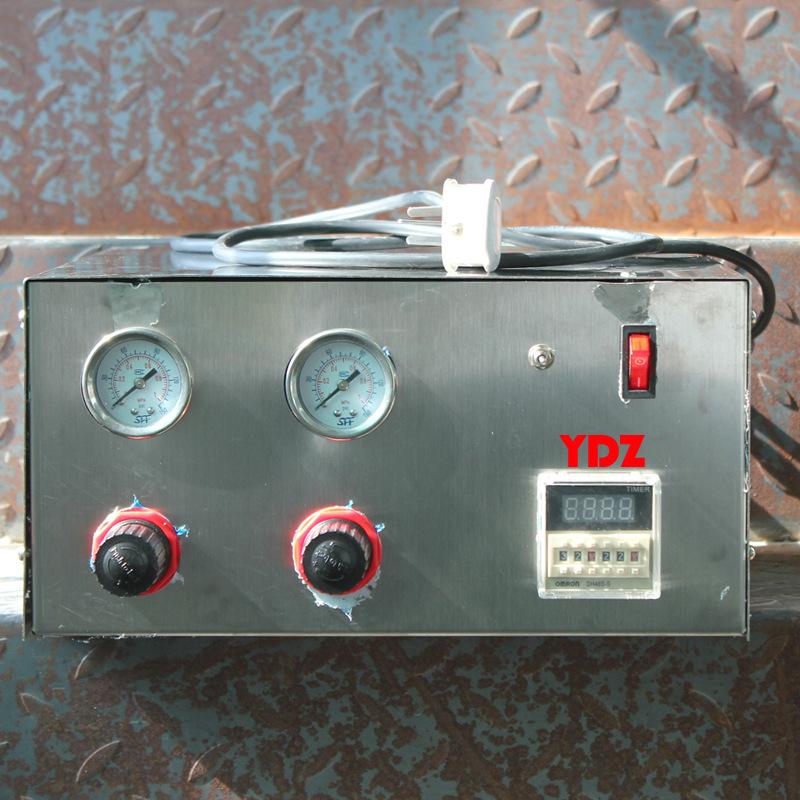 半自动双液点胶机 2