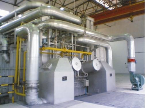 铝熔炼和保温炉