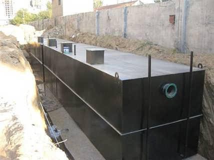 菏泽污水处理处理_污水处理一体化设备_污水处理设备厂家