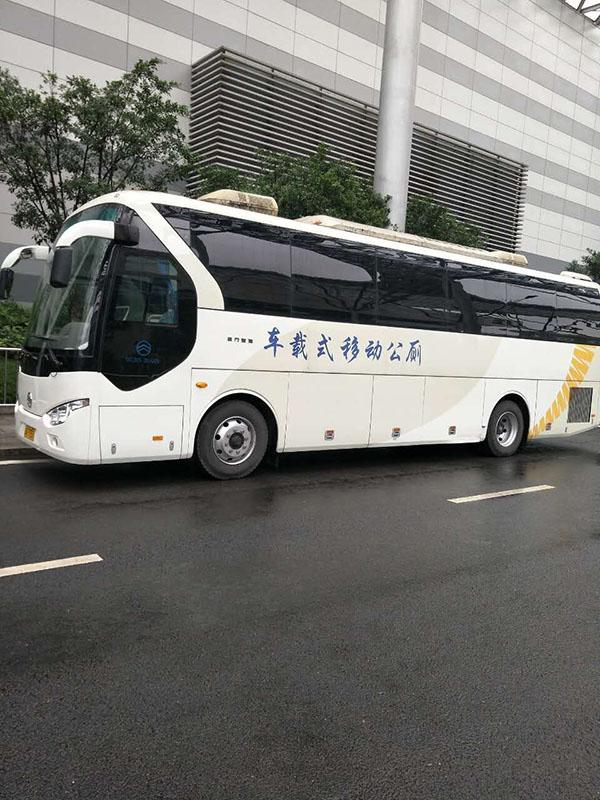 车载移动厕所找重庆华之风
