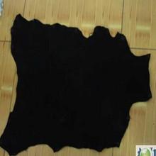 优质羊皮二层 反绒 服装革