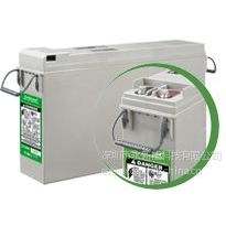供应前端子平板胶体铅酸蓄电池