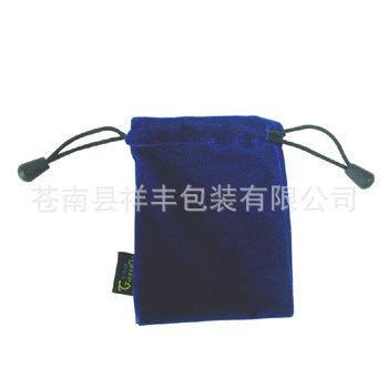 厂家定制棉布抽绳袋