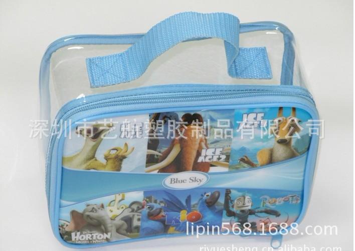【pvc袋厂家】按需定制 生产 pvc袋子 透明pvc袋子 PVC购物