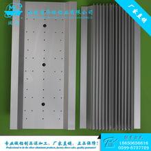 铝型材加工 工业铝型材 供应铝合金6063LED散热器