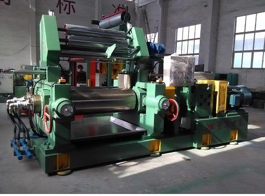 青岛万象橡胶机械 厂家直销 炼胶机 开炼机16寸XK400 普通配置
