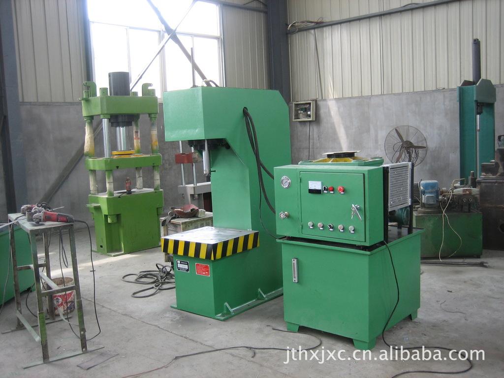 供应20-300T单臂校直压力机/液压机(专业生产)