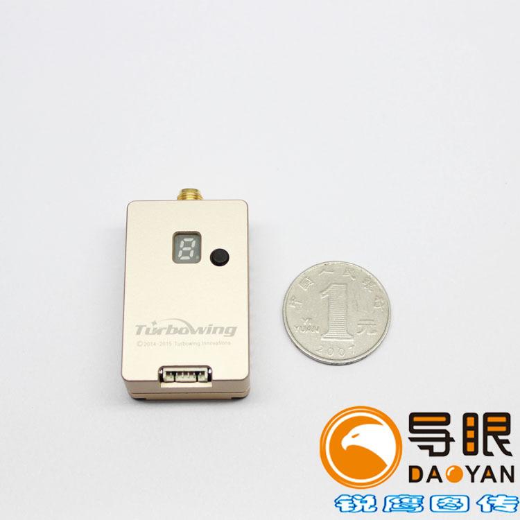 厂家供货5.8g图传 32通道600mw 迷你微波图传发射机TX600