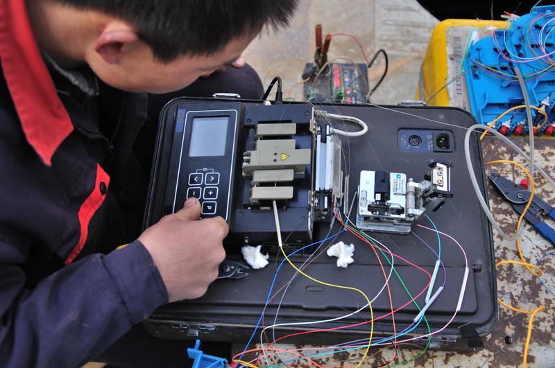 河南郑州光缆光纤熔接