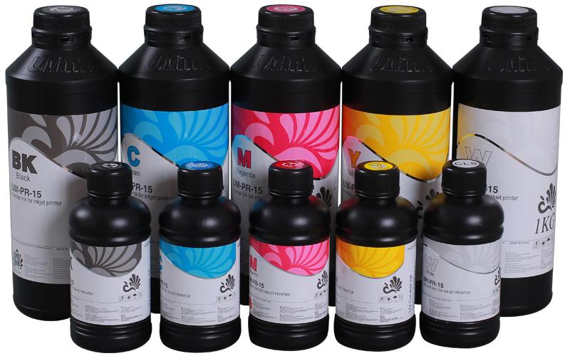 优墨国际UV喷绘光固化墨水