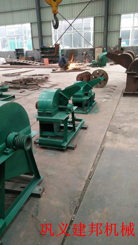 木材粉碎机(木屑机)500B巩义建邦机械
