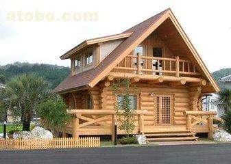 厦门大型木屋会所 大型木屋会所设计 大型木屋设计  【欣欣美丽】