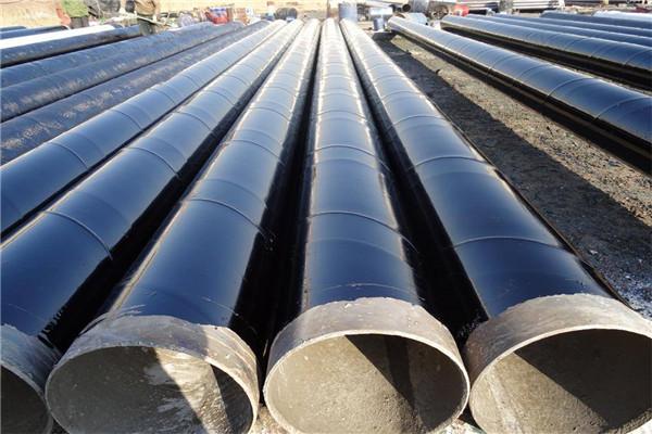 环氧煤沥青防腐钢管河北宝温管道厂家直销
