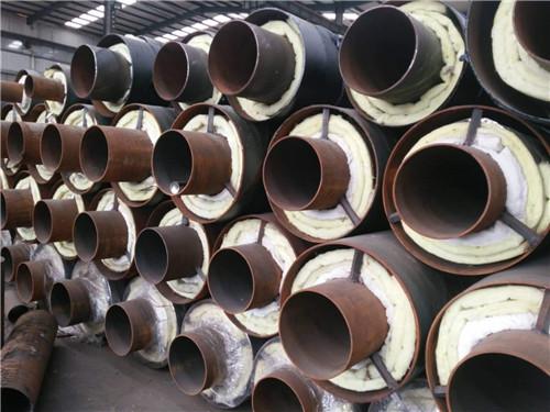 优质钢套钢蒸汽保温钢管生产厂家