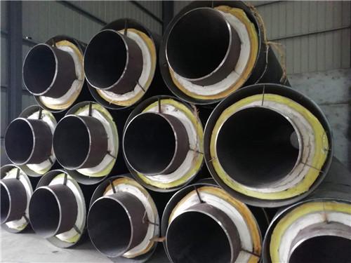 供热用聚氨酯发泡保温钢管生产厂家