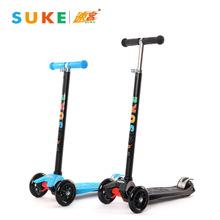 直销供应 三轮儿童滑板车 安全减震踏板车 好用耐用儿童滑