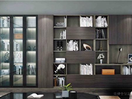 定制书柜好不好,定制书柜多少钱。