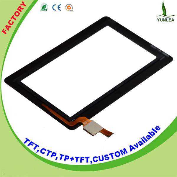 4.3寸工业电容屏,4.3寸工控电容屏,4.3寸电容屏厂家,4.3寸电容屏