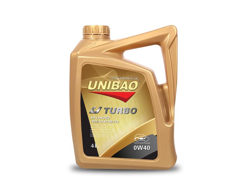 U+极纯TURBO-高性能100%合成,带涡轮增压发动机
