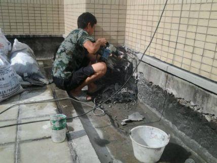 防渗漏及防水措施
